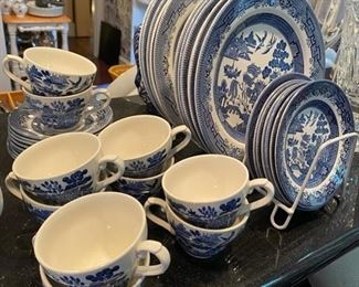 Willow Dishes