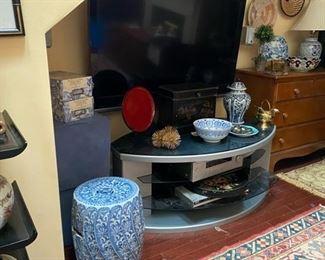 Garden seat - TV