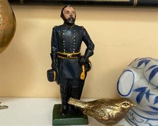 Cast Iron Ulysses S Grant