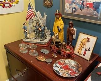 Firefighter Collectibles