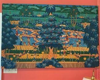 """Bali"" Painting"