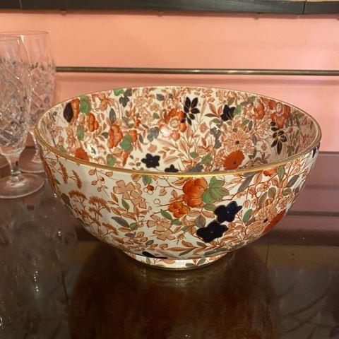 Royal Cauldon Bowl