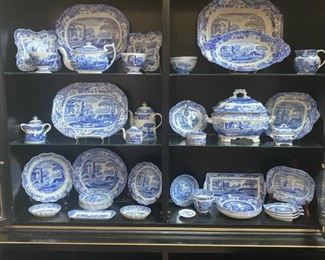 Spode Italian - Large Collection