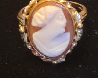 14K Antique ring
