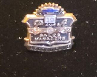 10K service pin