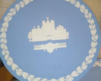 another Wedgewood Plate