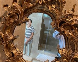 two mirrors