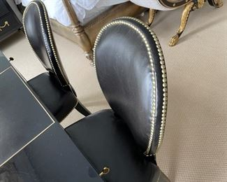 Timothy Oulton chairs