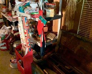 Vintage Tools Holiday Items