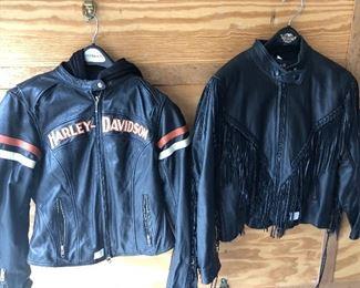 Women's Harley Jackets