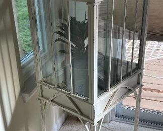 BIRD HOUSE TERRARIUM