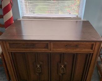 Table In A Chest !!!!!