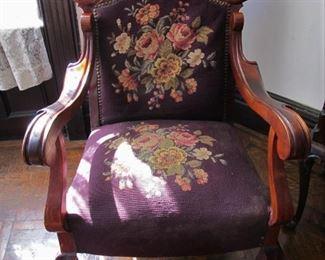Ladys Club Chair $200