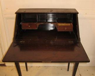 """Desk Interior $300  28""""W, 15.5D, 36H"""
