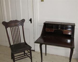 3 Press Back Chair  $225
