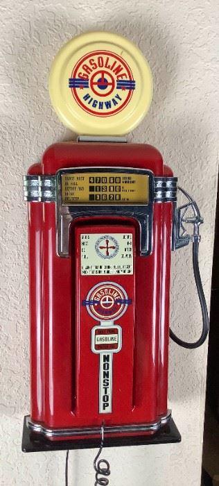 Rijo212 Gas Pump Telephone