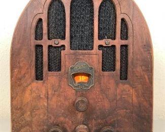 Rijo218 1930s Zenith Radio