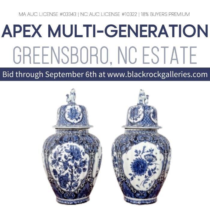 APEX MULTI GENERATION GREENSBORO, NC ESTATE square
