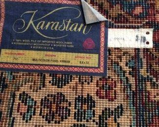 Karastan  Sale