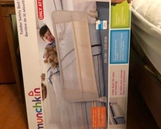 Toddler Safety Bed Rails - 2 available