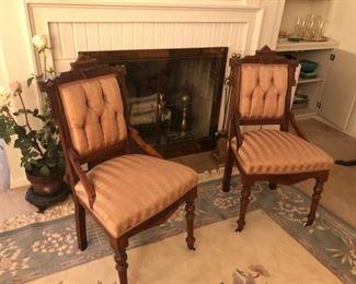 Eastlake Side Chairs
