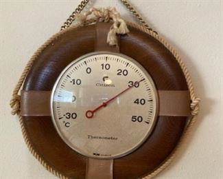 Antique Thermometer