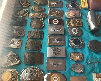 More buckles! Brass, stainless and more!