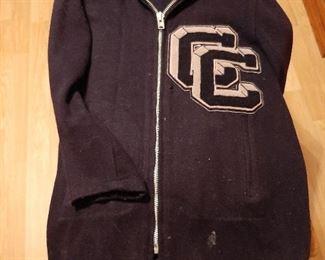 Letterman Sweater Jacket