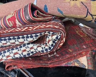 Fantastic selection of oriental rugs
