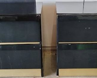 A Pair Of Matching Night Stands