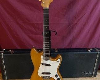 Fender Electric DuoSonic Guitar