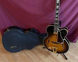 Johnny Smith Gibson Guitar