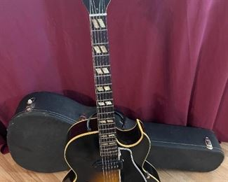 Possibly a 1953 Gibson ES-175