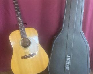 C.E. Martin Co Guitar