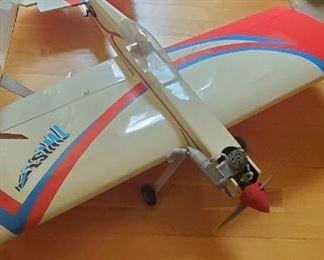 Nitro airplane