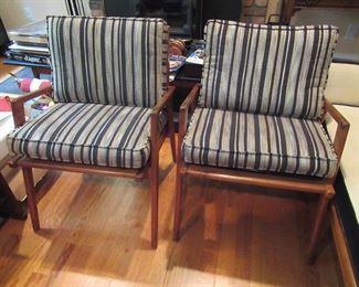 Mel Smilow - Thielle Mid Century Modern Chairs
