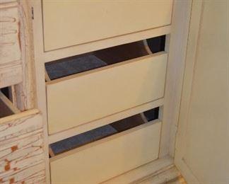 This Drexel Dresser has lots of storage.