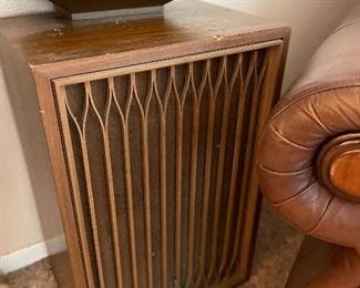 Vintage speaker