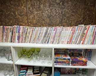 Quilt Magazines and Books