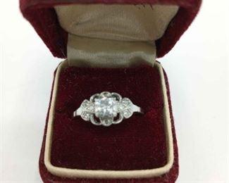 001 Platinum Ring