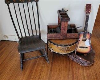 Antique Instruments More