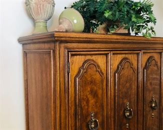Thomasville clothes armoire