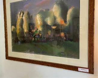 Ukrainian Oil Painting