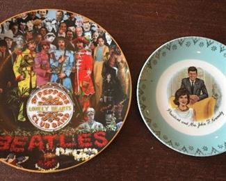 Collector Plates.