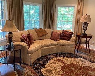 Harden Sofa Measures 120W x 37H