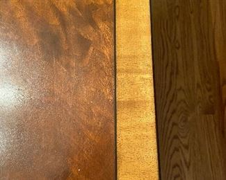 Inlay Details of the Dining Table