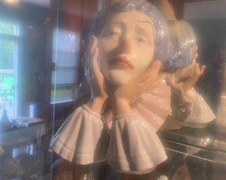 Large selection of LLADRO