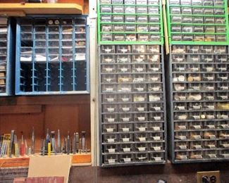 THE FOLLOWING PICTURES WILL GIVE YOU AN IDEA OF HOW MANY, MANY TOOL ITEMS ARE FOR SALE