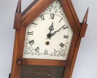 131 French Steeple Clockmin