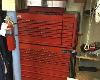 4 L086 Snapon Tool Box
